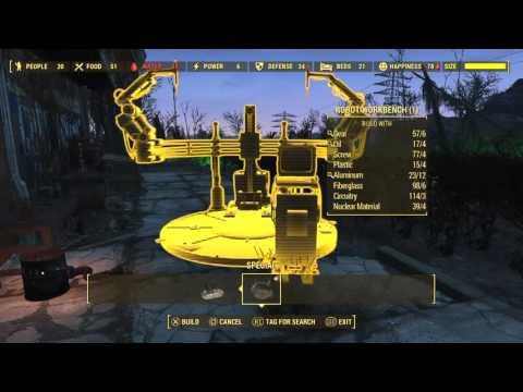 Fallout 4: AUTOMATRON DLC GAMEPLAY! |