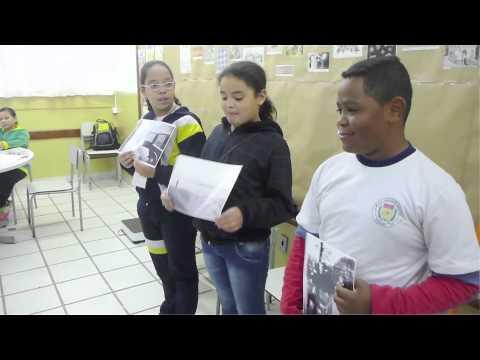 Projeto Escola do Olhar -  Escola Amador Aguiar