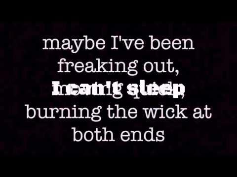 Can't Sleep - Vanic x K.Flay Lyrics