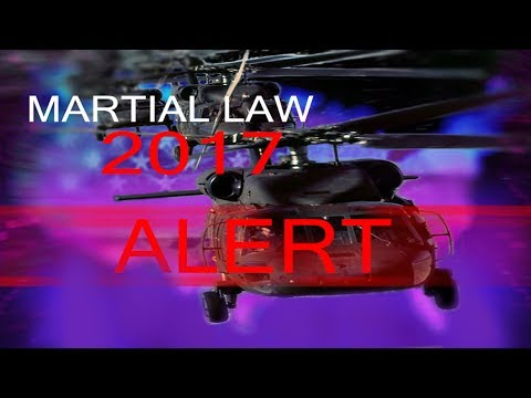 Download Youtube: Martial Law in America 2017 - Military Prepares for SOCIETAL COLLAPSE!