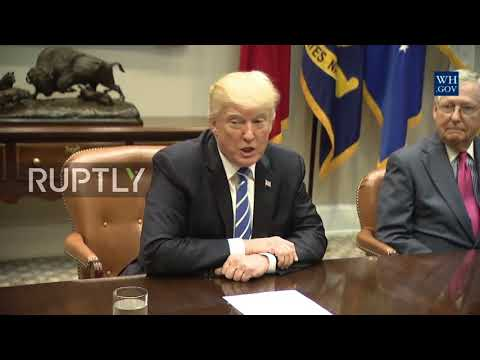 USA: Repeal of DACA programme is 'right solution' insists Trump
