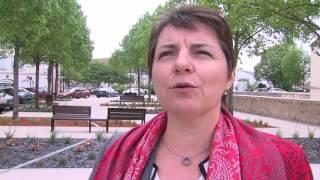 Voisins-le-Bretonneux : la place des douves inaugurée