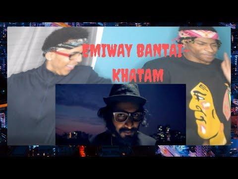 EMIWAY BANTAI-KHATAMREACTION mp3 letöltés