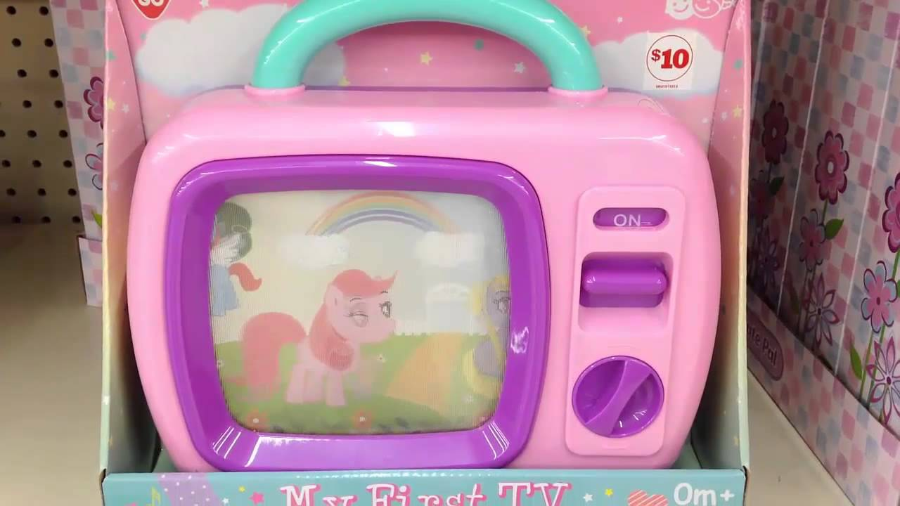 Mlp My Little Pony Baby Soother Music Box Youtube