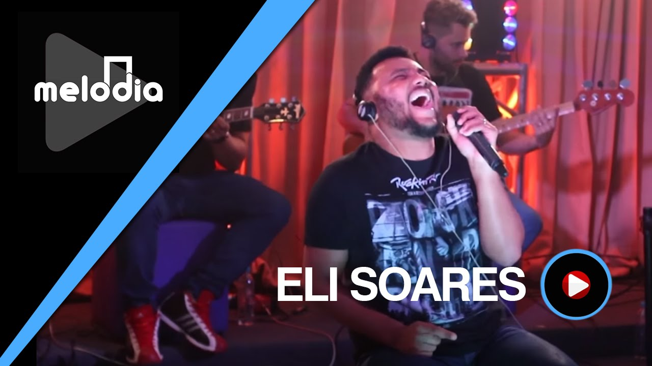 Eli Soares - Meu Amanhã - Melodia Ao Vivo (VIDEO OFICIAL)