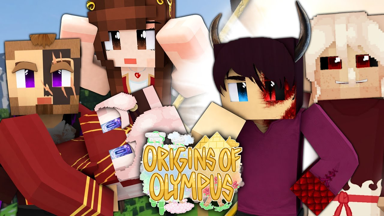 Download MY MOTHER & MY BROTHER? ● Origins of Olympus Season 2 ● EP 8 (Percy Jackson Minecraft Roleplay)