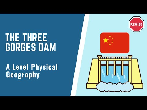 As Physical Geography - Hard Engineering Case Study ~ The Three Gorges Dam