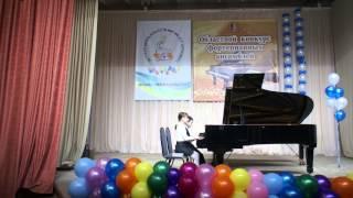 Масленница.Лычагова Валерия и Эмиль Лобачёв. 15.12.2012г.