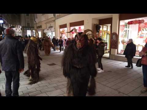 The Krampus of Salzburg.