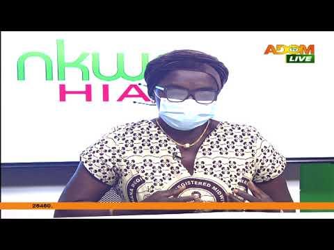 COVID-19 And The Midwife - Nkwa Hia on Adom TV (23-5-20)