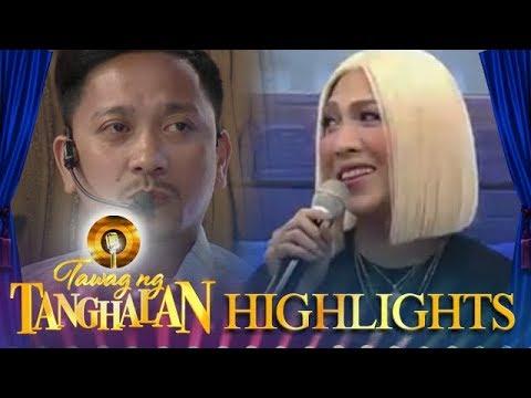 Jhong gets jealous over Vice and Ion   Tawag ng Tanghalan
