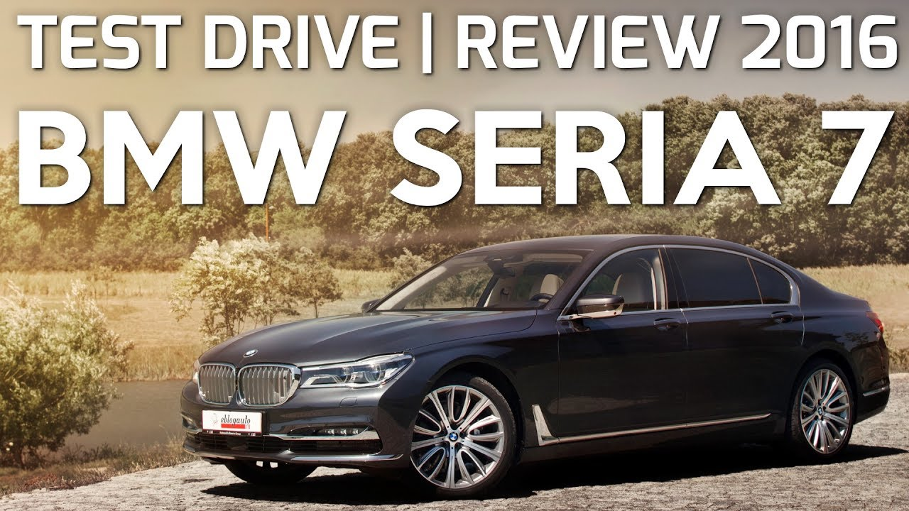 BMW 740Ld xDrive 7 series Test Drive  Review  YouTube