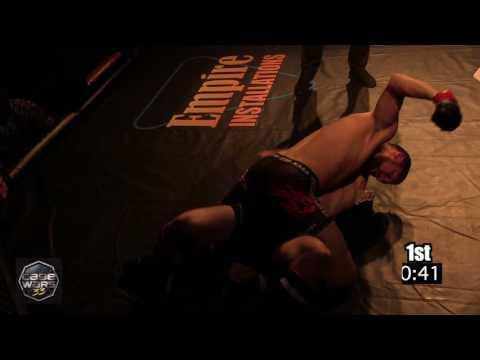 Cage Wars 33: Jake Davis vs Matt Gordineer