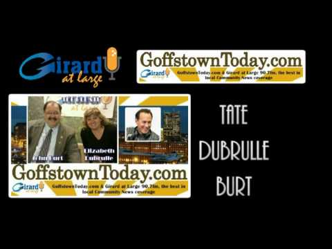 DUBRULLIE'S - TATE - DUBRULLE - BURT - Girard clears up the confusion