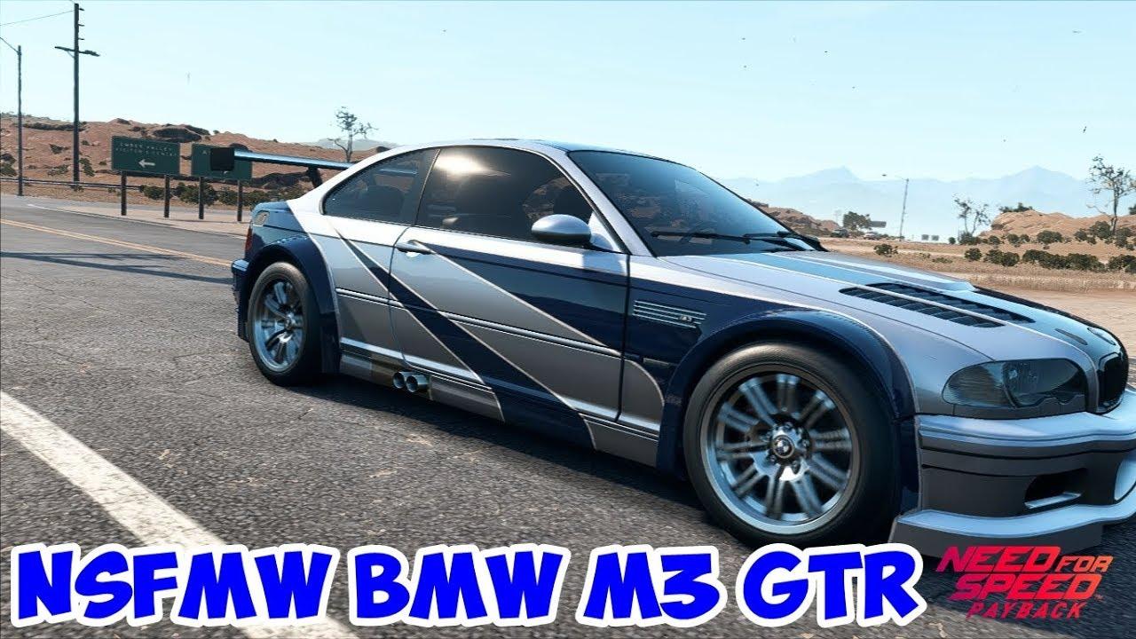 40 Modifikasi Mobil Bmw M3 Gtr HD Terbaru