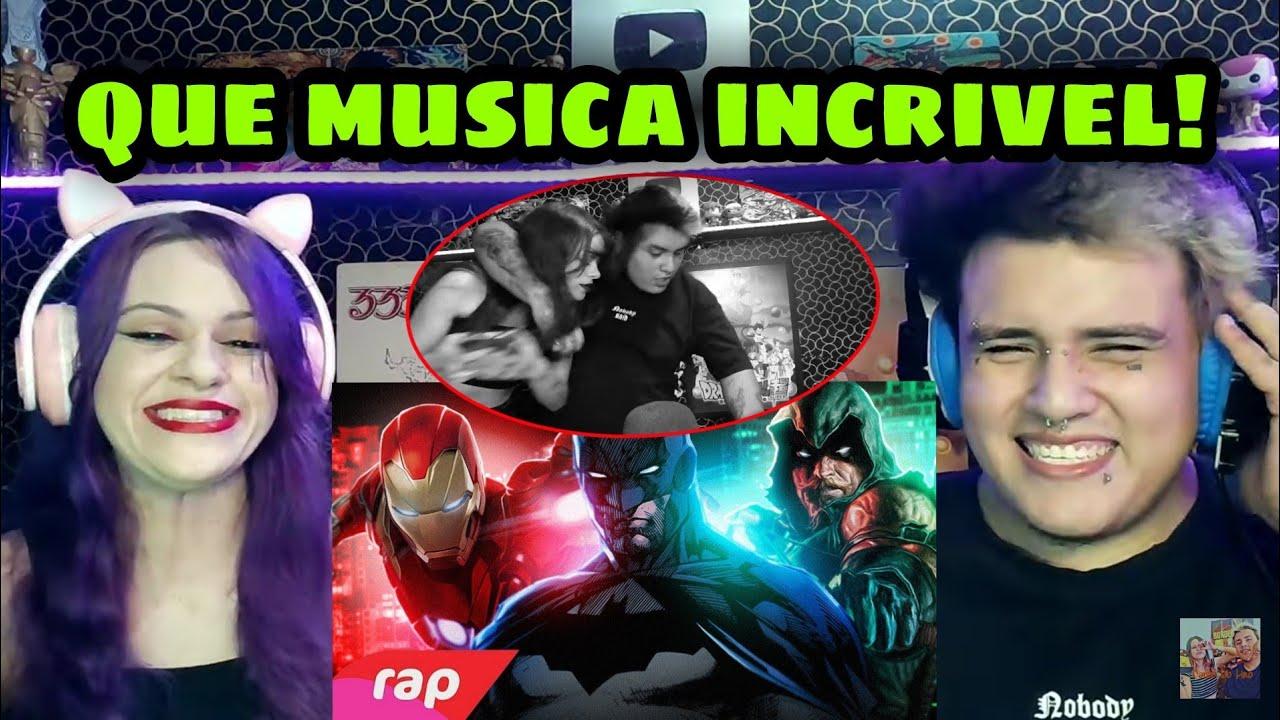 Download Rap do Homem de Ferro, Batman e Arqueiro Verde - SEM PODERES   NERD HITS ( REACT)