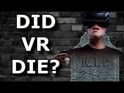 Is Gaming VR Already Dead? - Rant Video