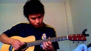 Teardrop waltz on my Guitar