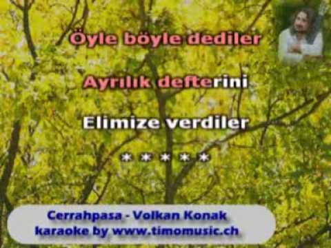 Volkan Konak Cerrahpasa Karaoke