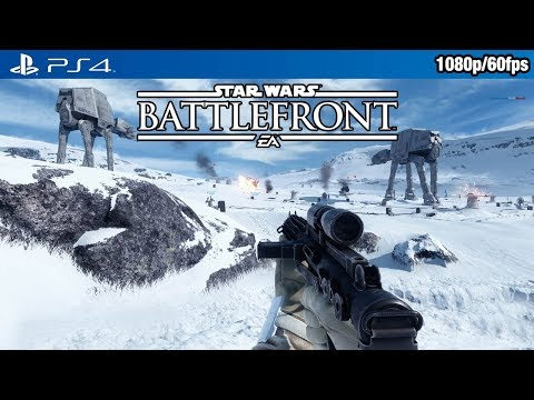 Star Wars Battlefront LIVE: Albert Ross is now on PS4!