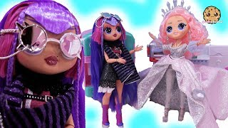 Baixar OMG Surprise Crystal Star Saves Shadow During Snow Storm Cookie Swirl C Video