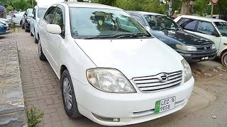 Toyota Corolla X 2003 Review | Worth Buying?