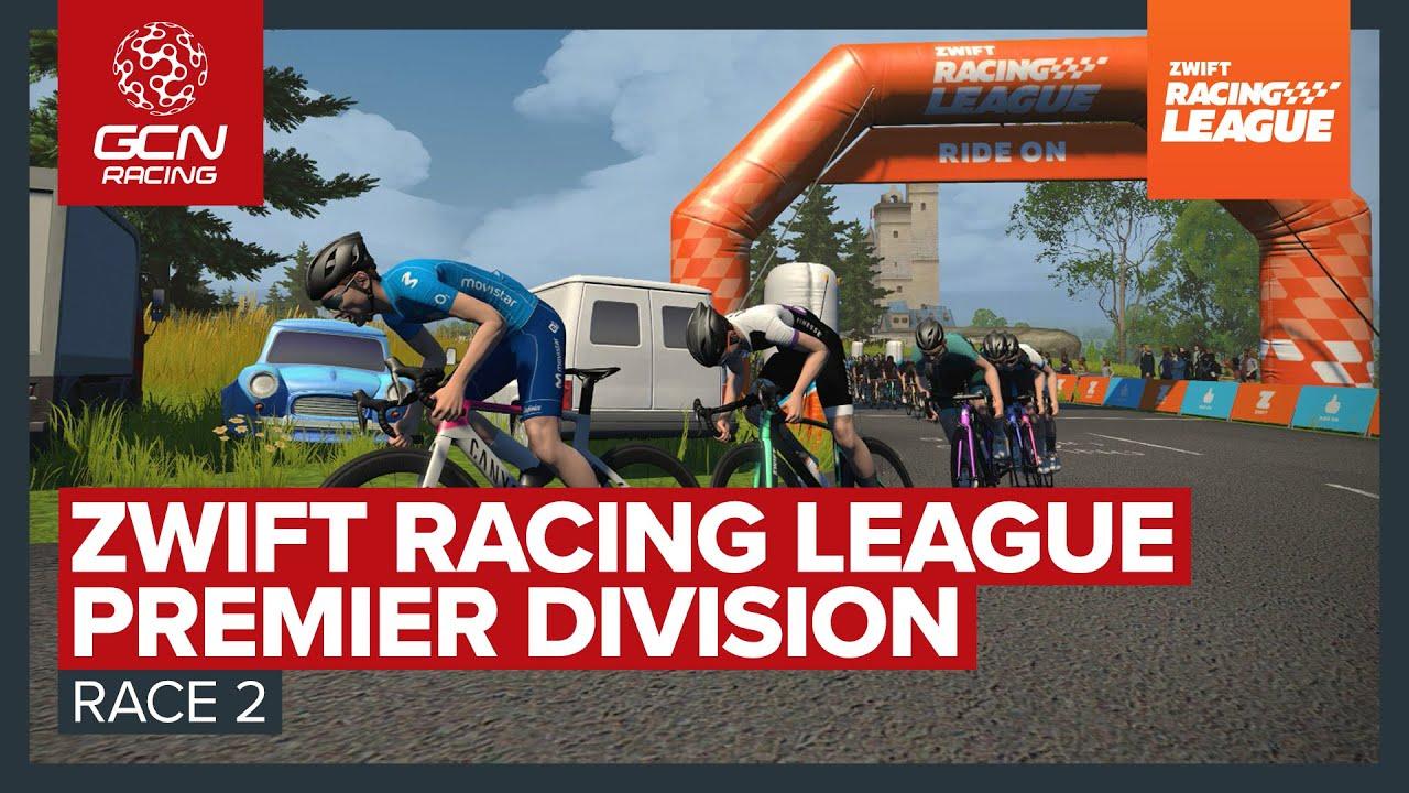 Download Zwift Racing League Premier Division - Race 2