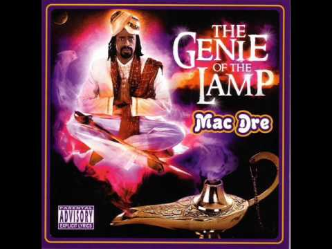 Mac Dre - Genie of the Lamp [full lp]