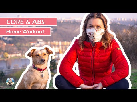 Core & Abs Yoga Workout ☛ Advanced Flow For Stronger Body