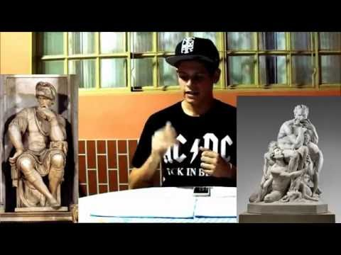 O Pensador de Auguste Rodin - PASsei