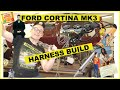 Classic Car Restoration   Ford Cortina Mk3   Dash Wiring Harness Build