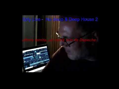 Qrly live set Nu disco Deep House 2