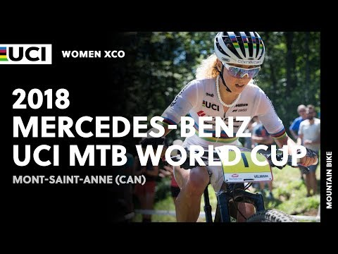 2018 Mercedes-Benz UCI Mountain Bike World Cup - Mont-Saint-Anne (CAN) / Women XCO