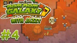 Nom Nom Galaxy with Jazzy - #4 - Squids Attack!