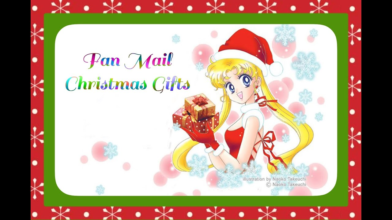Fan Mail Christmas Gifts - YouTube