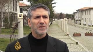 Kurdish struggle for rights in Turkey