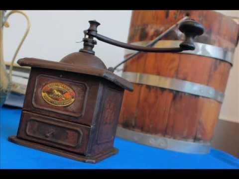 Exposici n objetos antiguos 2013 colegio pe afort youtube for Compra de objetos antiguos
