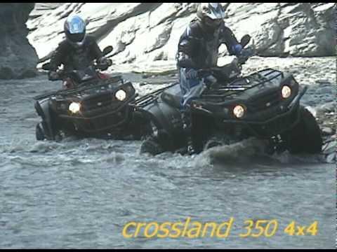 AEON ATV CrossLand 350  4x4
