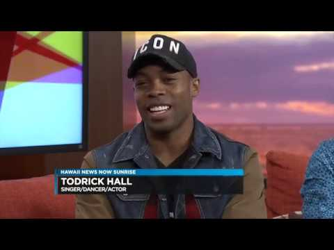 Todrick Hall Honolulu Rainbow Film Festival 2017