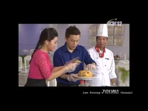 Món ngon đãi tiệc - Gà bọc xôi chiên - Nhà hàng Forever- Lam Trường