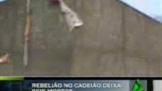 Rebelião no Cadeião deixa seis mortos