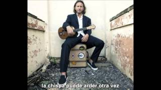 Eddie Vedder - Once in A While spanish sub