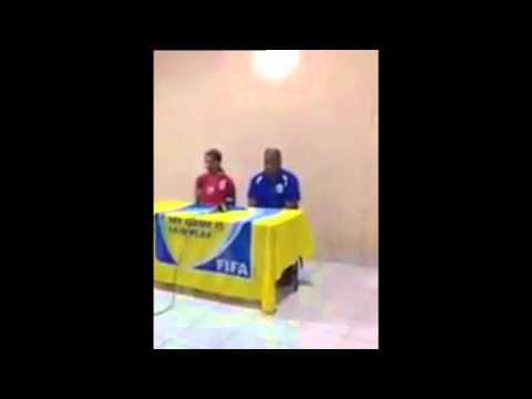 Womens Football Post Game Remarks, Sept 23, 2013