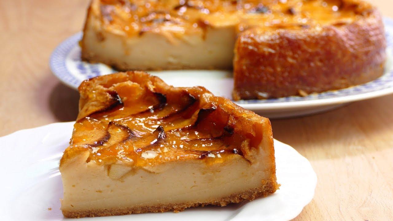 Tarta de Manzana - Acomerpe.com