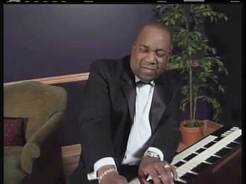 THEE BADDEST ORGAN PLAYER!!--Moses Tyson,jr