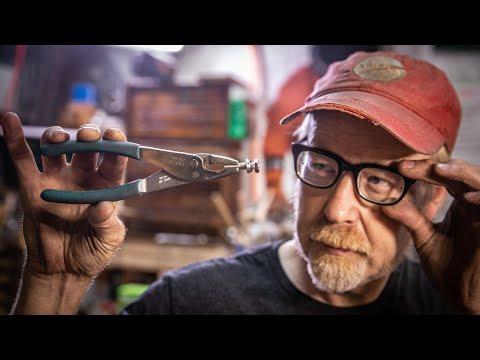 Adam Savage's Favorite Tools: 3 Essential Pliers!