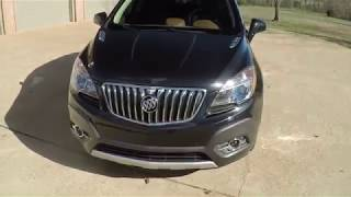 West TN 2013 Buick Encore Premium Carbon Black used for sale info www sunsetmotors com