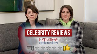 The Late Show Celebrity Reviews, Vol. 3