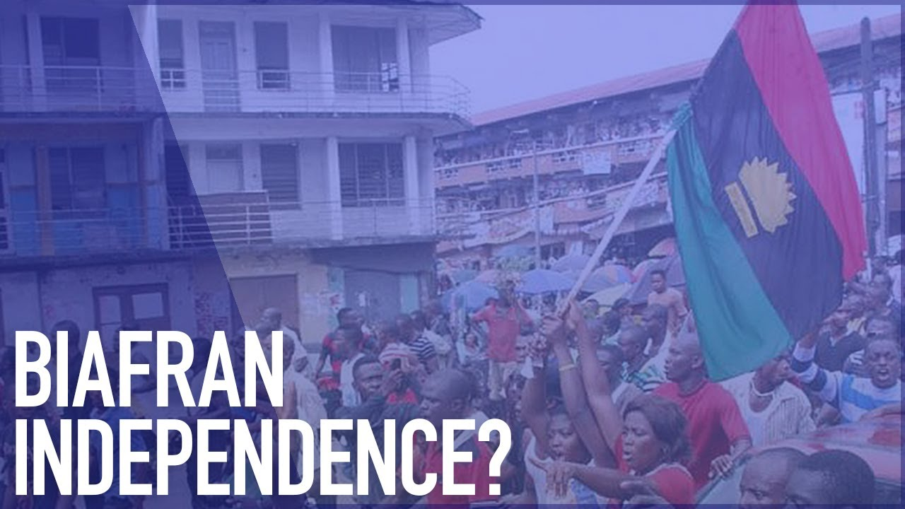 Download BIAFRA   The Igbo Independence Movement in Southeast Nigeria