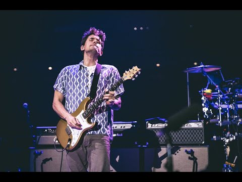 John Mayer Live In Singapore 2019 (Full Concert)